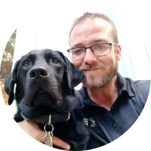 Rob Cramer – Stories from a Guide Dog Mobility Instructor.