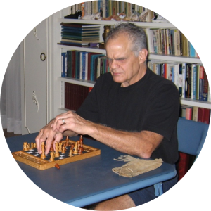 Blind Chess: Stories From Three Time US Champion Jim Thoune